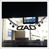 D.A.D / GARSON  ラグジュアリー ミラーネックレス タイプ D.A.D