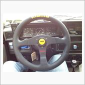 momo Competition Steering Wheel