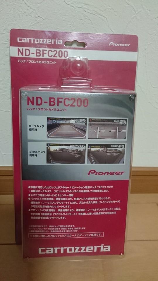 PIONEER / carrozzeria ND-BFC200