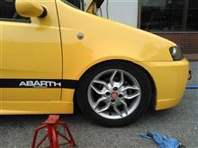 プント (ハッチバック)FK Automotive プント MK2用 車高調の全体画像