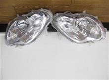 カブリオスマート純正 綺麗に見えたヘッドライト(^◇^;)の単体画像