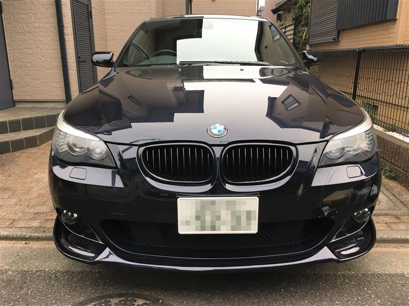 無名 BMW E60 E61 Mスポーツ フ...
