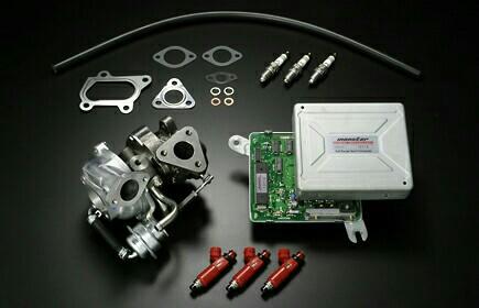 MONSTER SPORT / TAJIMA MOTOR CORPORATION F100-Mターボキット