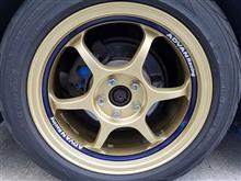 インプレッサリトナYOKOHAMA ADVAN Racing  ADVAN Racing RGの単体画像