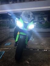 ZX-10RDAYTONA(バイク) LED ヘッドランプ バルブ フォース・レイの単体画像