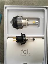 GSX-R750fcl 【fcl.製】 LEDヘッドライト バイク用 H7キットの単体画像