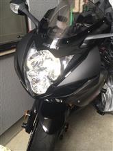 GSX-R750fcl 【fcl.製】 LEDヘッドライト バイク用 H7キットの全体画像