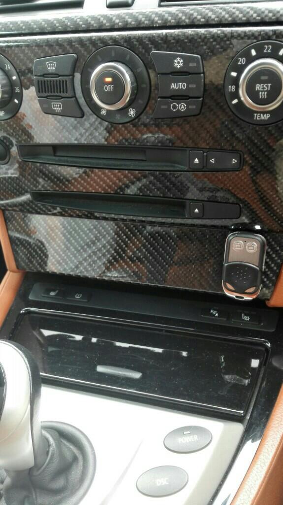 BMW(純正) カーボン インテリアトリム