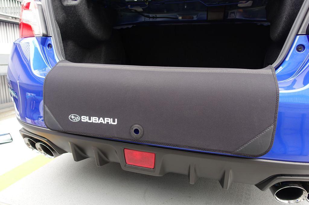 北米スバル純正 リアバンパープロテクター (E101EAJ500)