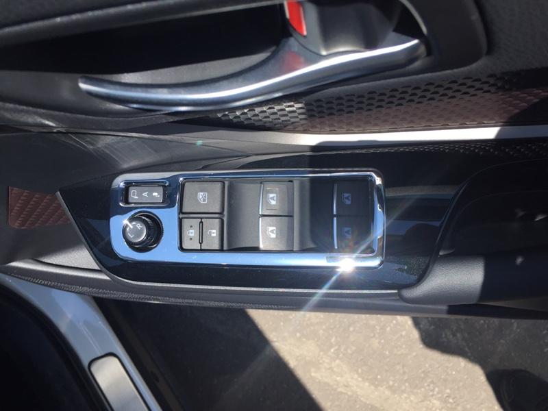 E-Drive ウィンドウ スイッチ パネル カバー