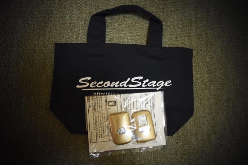 Second Stage スマートキーカバー TYPE6