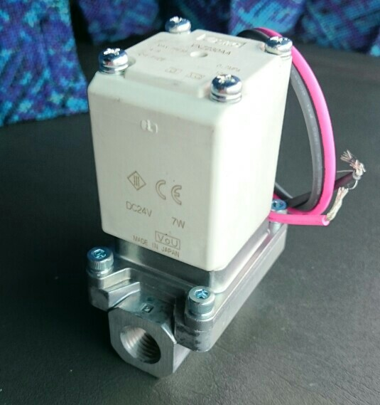 SMC 電磁弁 VXZ230AA