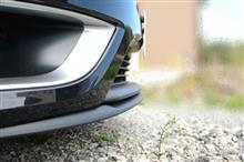 9-3 スポーツセダンサーブ(純正) TurboX Front Lip Spoilerの全体画像