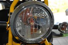 クロスカブ CC110キジマ(Kijima) LEDヘッドライトバルブ HS1タイプ ACの全体画像
