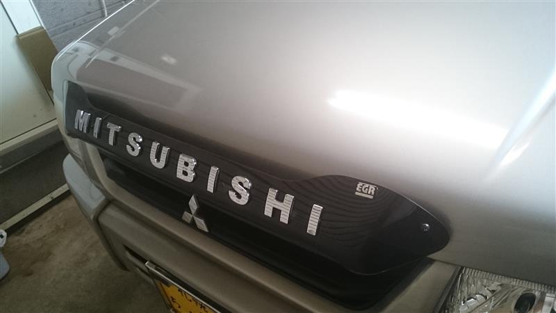 三菱自動車(純正) パグガード