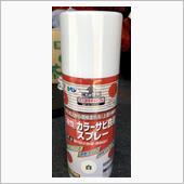 アサヒペン カラーサビ鉄用スプレー