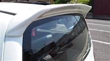 ミニカ三菱自動車(純正) 純正オプションリアスポイラーの単体画像