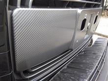 ポルテトヨタ(純正) シルバー塗装 ラジエターグリルの単体画像