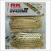 RK GVシリーズゴールドチェーン GV420MS