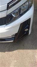 ヴォクシーG'sトヨタ(純正) フロントバンパーの単体画像