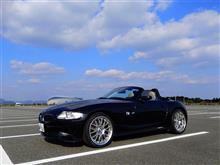 ナノ【BMW Z4M】RAYS Alloy Wheel RMP A225 19*8.5J/19*9.5Jの単体画像