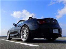 ナノ【BMW Z4M】RAYS Alloy Wheel RMP A225 19*8.5J/19*9.5Jの全体画像