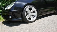 CLK カブリオレメルセデス・ベンツ(純正) W219・CLS 純正 18インチの全体画像