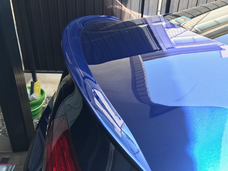 メルセデス・ベンツ(純正) C63S coupe Edition 1仕様リアスポイラー