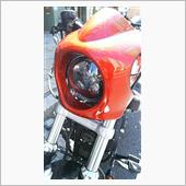 パインバレー 5.75inchLEDヘッドライト  デーメーカープロジェクタータイプ