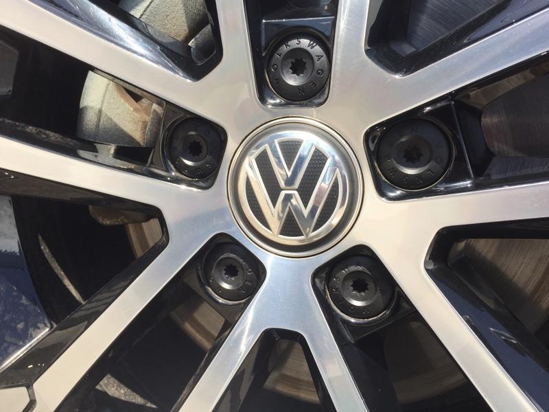 VW  / フォルクスワーゲン純正 ホイールキャップ