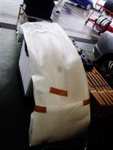 シャトルハイブリッドホンダ(純正) Shuttleバンパーの単体画像