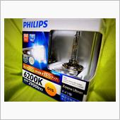 PHILIPS X-treme Ultinon HID 6200K D1S