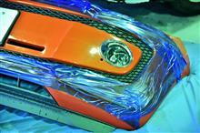 アップ!VW  / フォルクスワーゲン純正 フォグランプカバーリング ハイクロームの単体画像