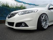 アコードツアラーModulo / Honda Access エアロバンパー フロントの単体画像