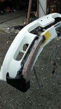 ギャラン三菱自動車(純正) フロントエアダムの全体画像