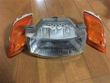 トピックホンダ(純正) ヘッドライト/ヘッドライトユニットの単体画像