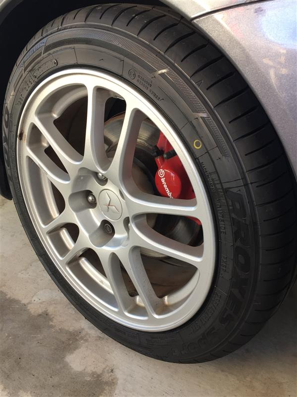 TOYO TIRES PROXES sports 235/45R17