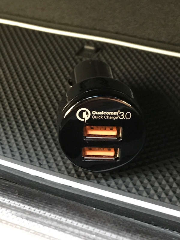 AUKEY  USBカーチャージャー 36W Quick Charge 3.0