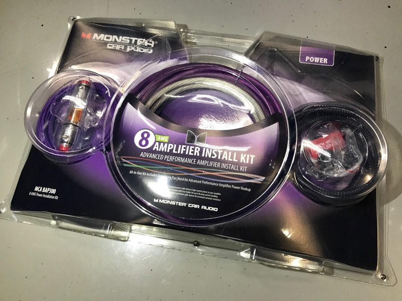 MonsterCable MCA BAP300