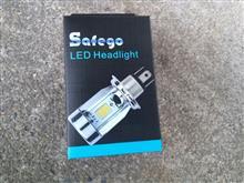 GSX400インパルスSafego LED ヘッドライトの単体画像