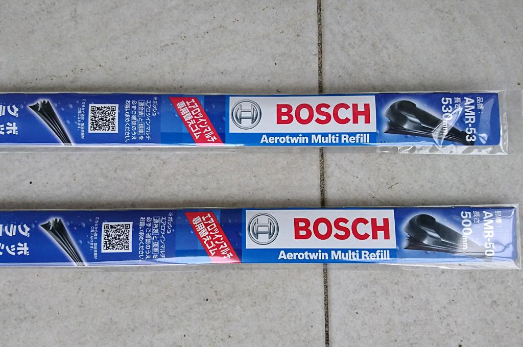 BOSCH Aerotwin Multi (エアロツインマルチ) 専用替えゴム