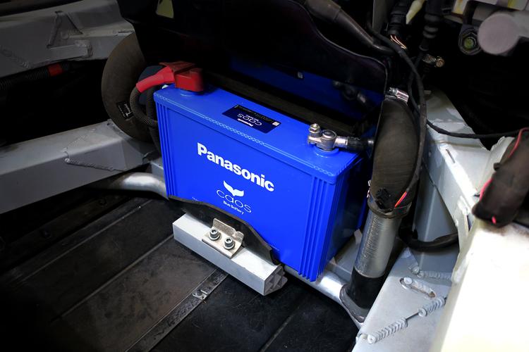 Panasonic Blue Battery caos N-145D31R/C6