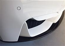 M3 セダンLIGHTWEIGHT Front lip carbon fiberの全体画像