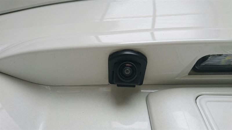スバル(純正) リアビューカメラ(C-MOS)