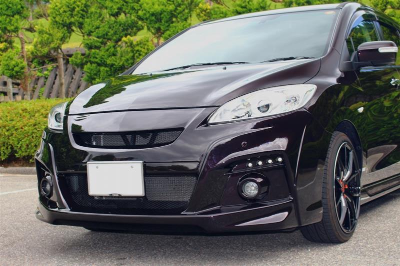 AutoExe Styling Kit CW-04 (フロントノーズ)