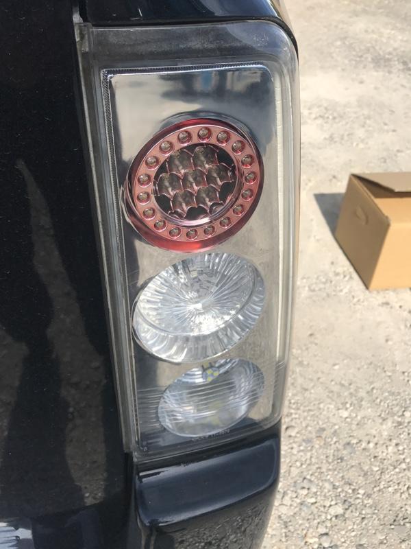 CLEAR WORLD LEDユーロテールランプ