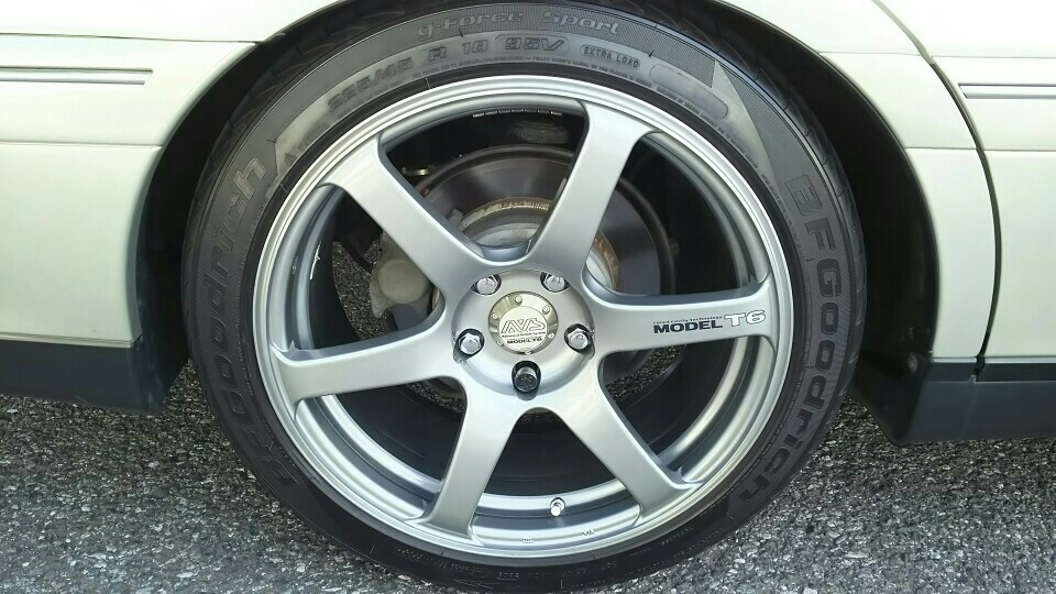 BFGoodrich g-Force Sport 225/45ZR18