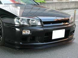 URAS GT-LIP/フロントリップスポイラー