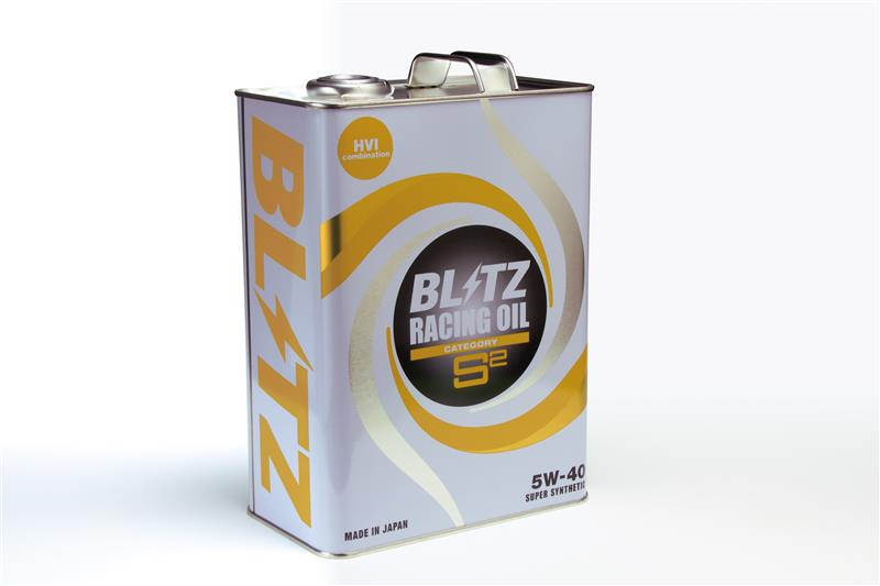 BLITZ RACING OIL S2 5W-40