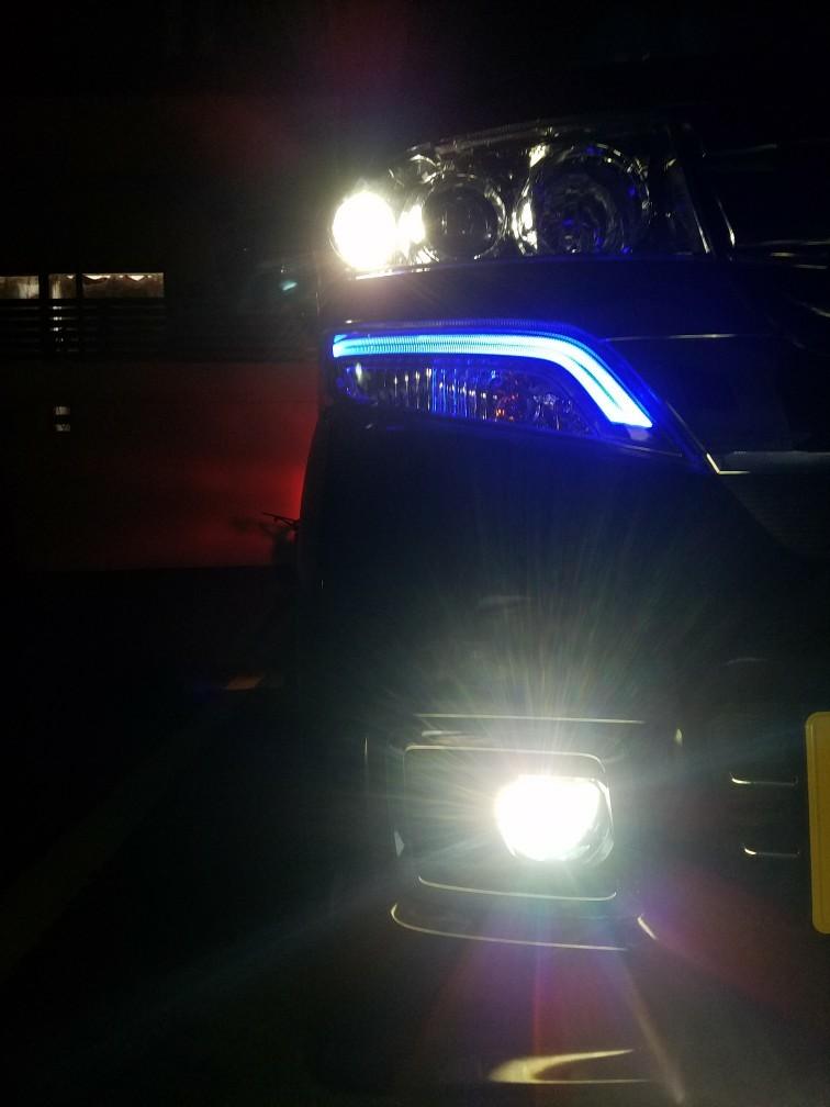 ホンダ(純正) LEDフォグライト
